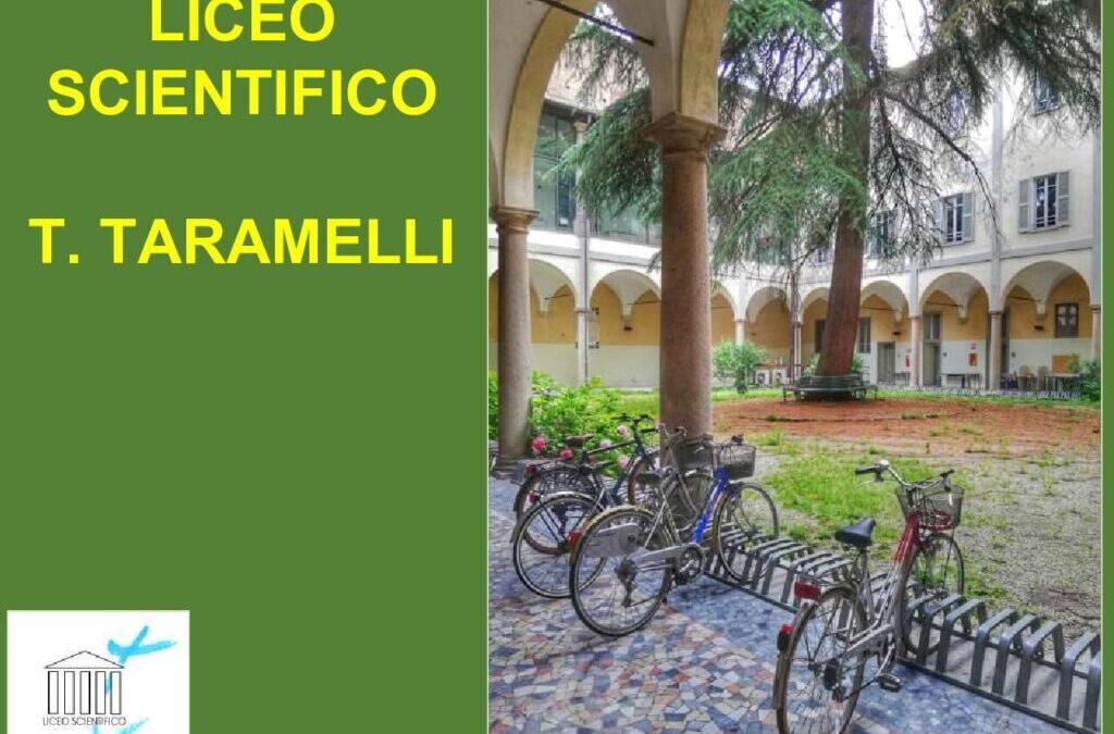 PRESENTAZIONE CURRICOLI LICEO TARAMELLI